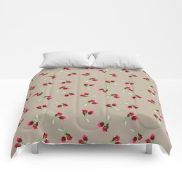 Rose Buds Comforters