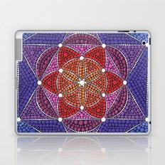 Creation Mandala Laptop & iPad Skin