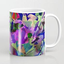 Poppy Batik Coffee Mug