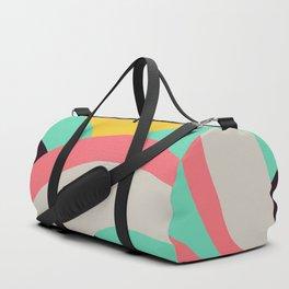 Abstract Shape #1 Duffle Bag