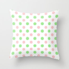 Simply Spots Throw Pillow
