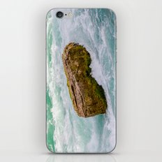 Solid as a rock iPhone & iPod Skin