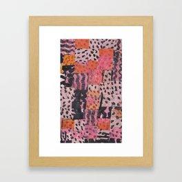Hunky Dory Framed Art Print