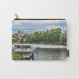 Over The Thames To Windsor Carry-All Pouch