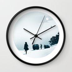 Spy Stuff 1 Wall Clock