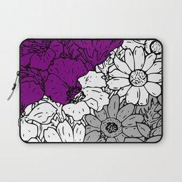 Asexual flowers Laptop Sleeve