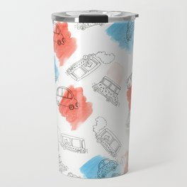 Cute Car Design Travel Mug