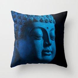 Budda Throw Pillow