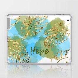 hopeful Laptop & iPad Skin