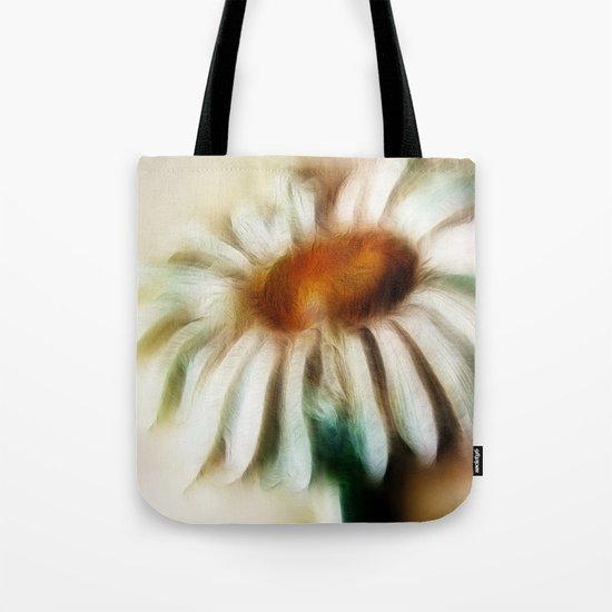 Daisy fractalius Tote Bag