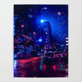 gotham blues Poster