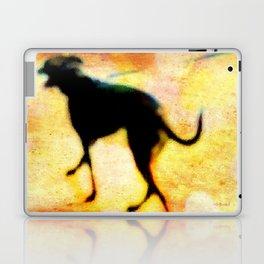 Walk This Way Laptop & iPad Skin