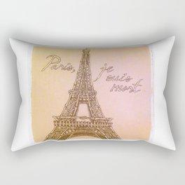 Mort Vintage Rectangular Pillow
