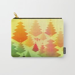 Forrest sunrise Carry-All Pouch