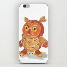 Nighty Owl  iPhone & iPod Skin