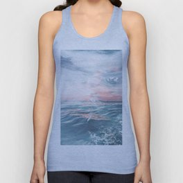Summers End Unisex Tank Top