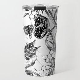 Flycatcher Travel Mug