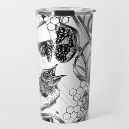 Flycatcher Travel Mug