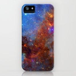 North America Nebula 2 iPhone Case