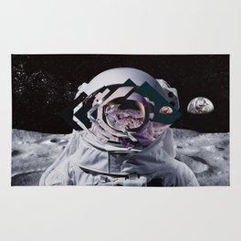Spaceman oh spaceman Rug