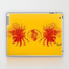 Chinese Cut Out Lion Fish Laptop & iPad Skin
