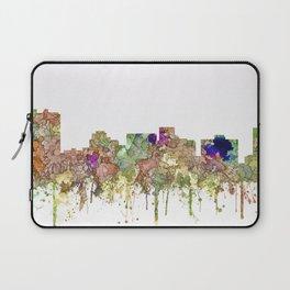 Arlington, Texas Skyline - Faded Glory Laptop Sleeve