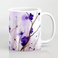 In the Purple Feild Coffee Mug