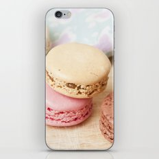 macarons! iPhone & iPod Skin