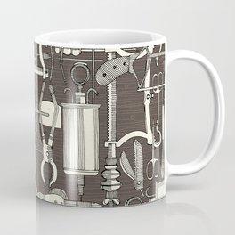 fiendish incisions dark Coffee Mug