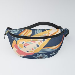The Lotus Pond Fanny Pack