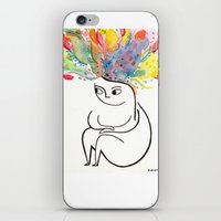 rubyetc iPhone & iPod Skins featuring inside and out by rubyetc