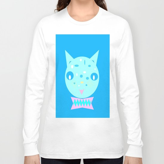 Cookie Meow 7 Long Sleeve T-shirt