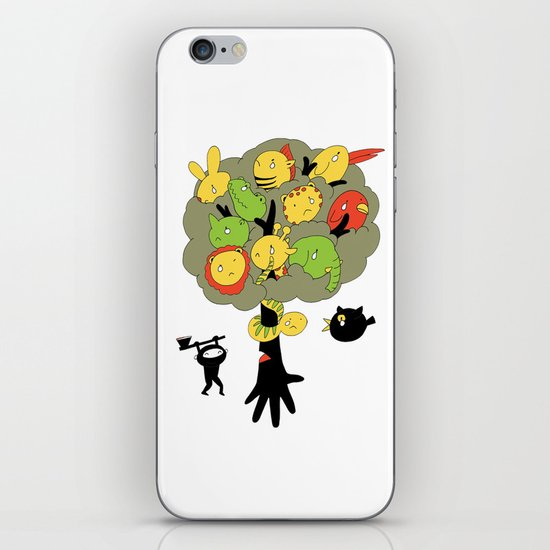 The Ninja Assassin iPhone Skin