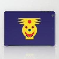 lsd iPad Cases featuring LSD: Dream Emulator Character B7 by G.D.D.E
