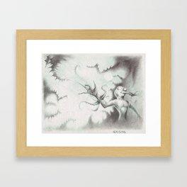 Absolution Framed Art Print