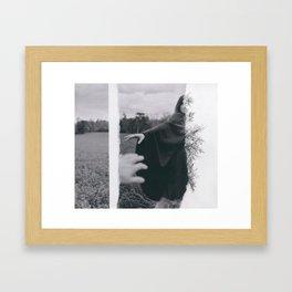 Maybe I'm Dreaming Framed Art Print