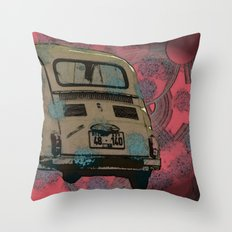 Who's gonna drive you home? Throw Pillow