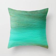 Fantasy Ocean °2 Throw Pillow