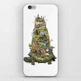 THE TORTOISE iPhone Skin