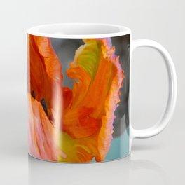 Parrot Tulip by Teresa Thompson Coffee Mug