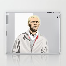 Steve McQueen Laptop & iPad Skin