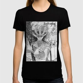 """Eh?"" ~ The Satyr Oarsman At Market T-shirt"