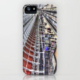 Paddington Station London iPhone Case
