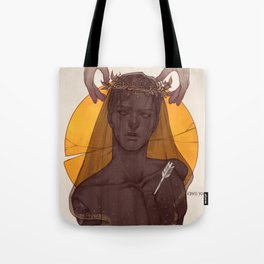 Fallen Prince Tote Bag