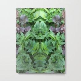 Green Man Metal Print