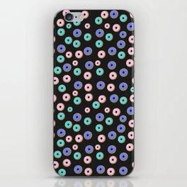Donuts pattern iPhone Skin