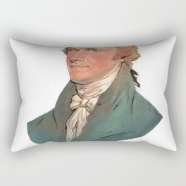 Alexander Hamilton Rectangular Pillow