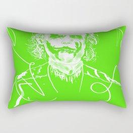 Who's Joking Now? Rectangular Pillow