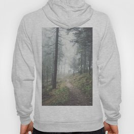Into the unknown - Landscape and Nature Photography Hoody