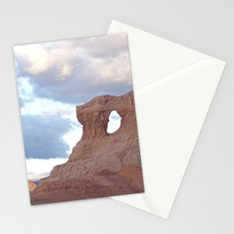Las Ventanas - Amazing lanscapes in Salta, Argentina Stationery Cards